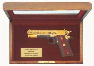 National Rifle Association Tribute Pistol | America Remembers