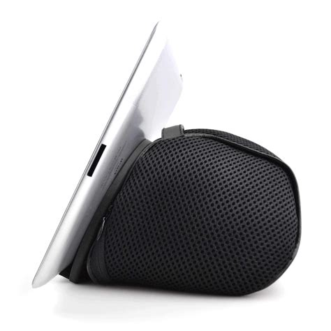 iProp Universal Tablet & iPad Bean Bag Stand for bed, couch, travel, lounging. - Dockem