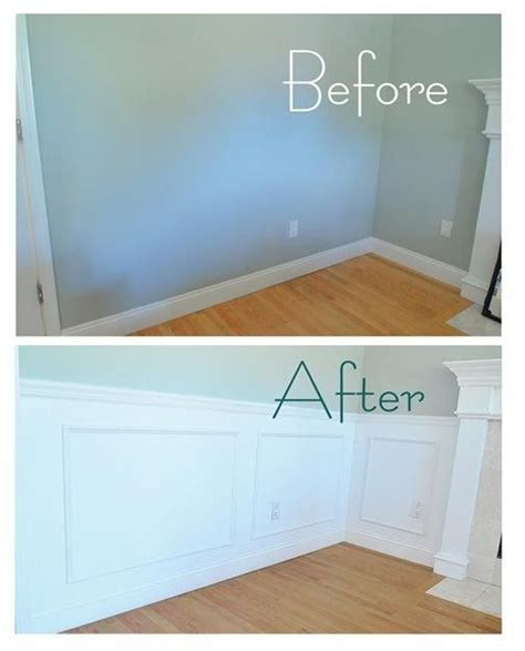 Wainscoting Frames For Wall by 25 Best Ideas About Picture Frame Wainscoting On
