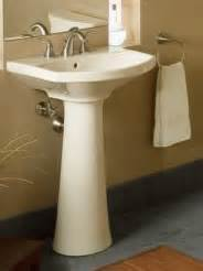 kohler cimarron pedestal sink