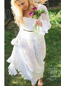 retro wedding dress crochet pattern crochet kingdom With wedding dress patterns free