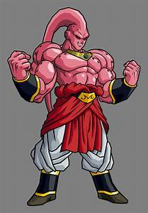 If Buu absorbed Broly : dbz