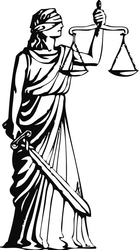 Free Blind Justice Tattoo, Download Free Clip Art, Free Clip Art on Clipart Library