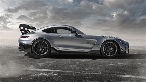 mercedes amg gt black series costs  top gear