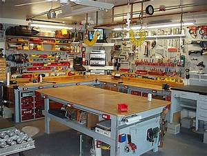 an amazing workshop