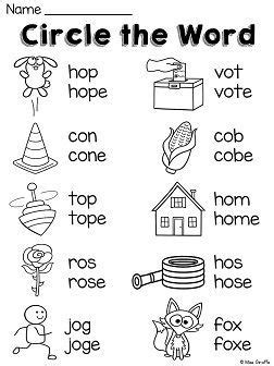 long  worksheets  activities  prep  images
