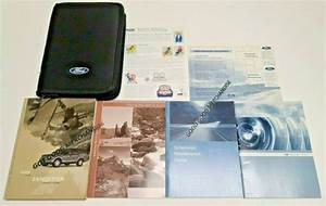 2006 Ford Expedition Owners Manual Eddie Bauer Limited Xl