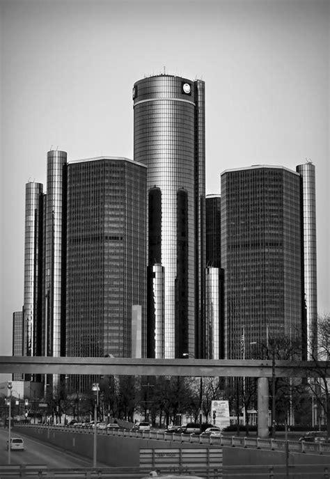Detroit Renaissance Center General Motors Gm World