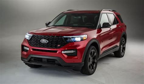 Ford Explorer Redesign by 2020 Ford Explorer Price Specs Redesign Release Date