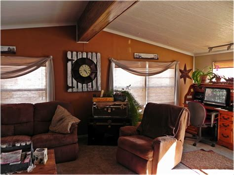 Decorating Ideas For Trailer Living Room by Small Living Homes Living Room Ideas For Mobile Homes
