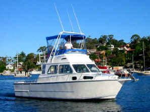 Fishing Boat Hire Botany Bay by Georges River Botany Port Hacking Sail Australia