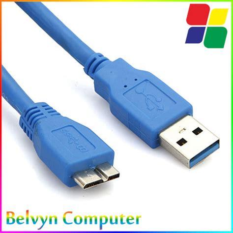 Wd Kabel Usb3 0 Original jual kabel data harddisk hdd eksternal usb 3 0 portable