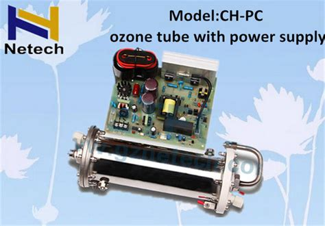 Water Cooling Ozone Generator Parts Tube