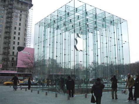 Panoramio  Photo Of Apple Store  5th Avenue Manhattan