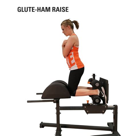 Floor Glute Ham Raise Machine by Glute Ham Developer Ghd Back Extension Raise