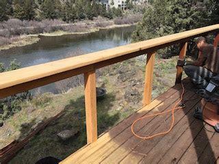 hand sander   deck sanding decks fencing