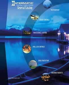 Intermatic 15 Amp Digital Residential Hardwired Lighting