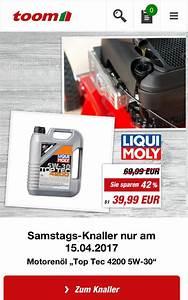 Bau Ich Mir Selbst : liqui moly top tec 4200 motoroel diese woche im angebot ~ Whattoseeinmadrid.com Haus und Dekorationen
