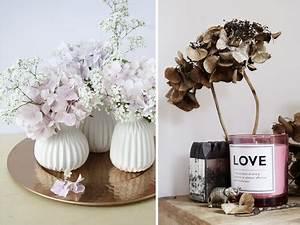 Kleine Weiße Vasen : dekorieren mit schnittblumen rund um das jahr ~ Michelbontemps.com Haus und Dekorationen