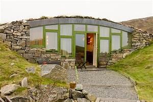 Hebridean Earth House… luxury self