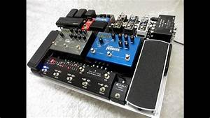 U3010lukefujiwara Pedal Board System Demo U3011before    After With