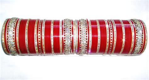 Red Indian Bridal Chura 2.6