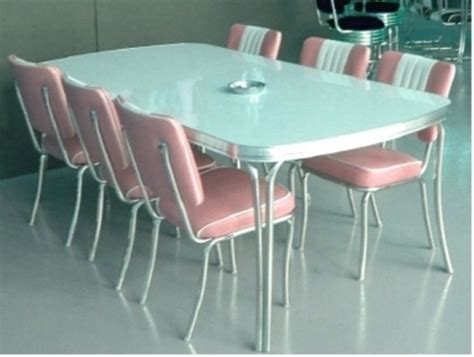 vintage kitchen tables ideas  pinterest retro