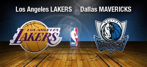 WATCH_NBA)))))))))) – Dallas Mavericks vs Los Angeles ...