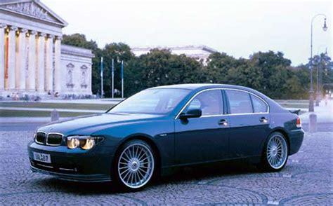 Bmw Alpina B7 Super Charge Limousine Long Lhd At 4.4 (2006