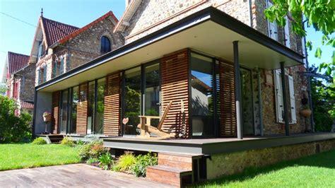 agrandir sa cuisine extension d 39 une maison individuelle en meulière l 39 observatoire des caue