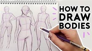 How To Draw Bodies