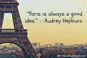 Inspirational T... Inspirational Paris Quotes