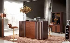 Bar De Salon Moderne : design italien meubles de maison moderne armoire mobilier de salon ensemble de table de bar avec ~ Teatrodelosmanantiales.com Idées de Décoration
