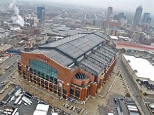 Pictures of Lucas Oil Stadium