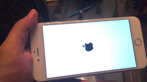 iphone blue screen crash iphone 6 plus 128gb screen crash boot loop