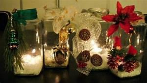 Weihnachtlich Dekorieren Wohnung : weihnachtlich geschm cktes windlicht frag mutti ~ Bigdaddyawards.com Haus und Dekorationen