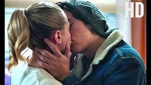 Riverdale 1x06 Jughead And Betty First Kiss