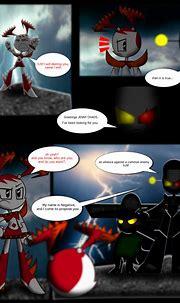 Chaos Jenny, meets Negative by mayozilla on DeviantArt