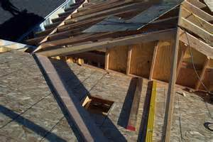 Attaching Rafters to Existing Roof