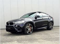 GPower Launches Its Own Version of the 2016 BMW X6 M