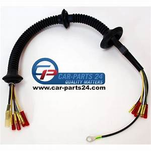 Repair Wiring Set Silicone Cable For Trunk Lid For Bmw E46