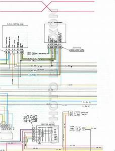 1979 Cadillac Seville Foldout Color Wiring Diagram Original Electrical Schematic