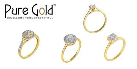 18k gold ring collection pure gold jewellers cobone