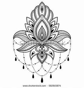 Henna Muster Schablone : die 25 besten henna tattoo vorlagen ideen auf pinterest henna tattoos am fu tribal tatoos ~ Frokenaadalensverden.com Haus und Dekorationen