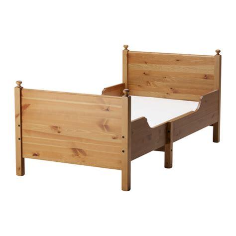 Extendable Toddler Bed by Avis Lit Enfant Sundvik Ikea Chambre B 233 B 233 Pu 233 Riculture