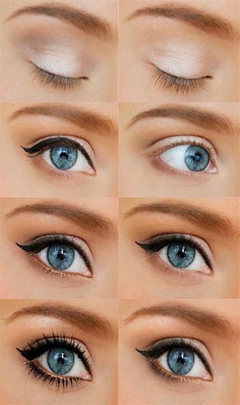 Comment maquiller les yeux bleus ? Cristina Cordula