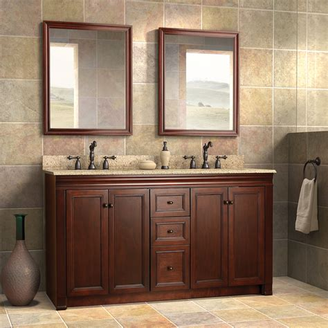 Two Vanities In Bathroom - bathroom vanity foremost bath