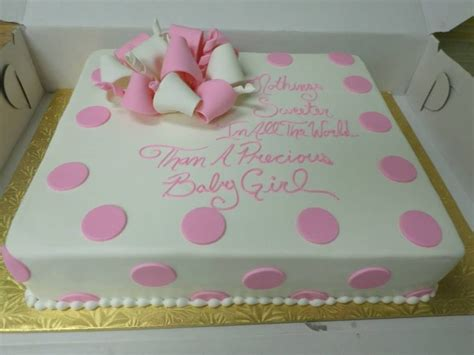 Baby Shower Sheet Cakes For by Baby Shower Cakes For Baby Shower Cakes Ideas For