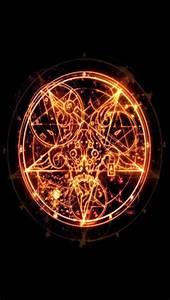 Inverted Pentagram Wallpaper - WallpaperSafari