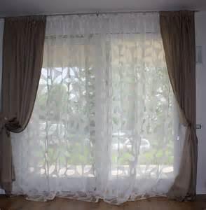 Tende per soggiorno bianche : Tende per interni perego
